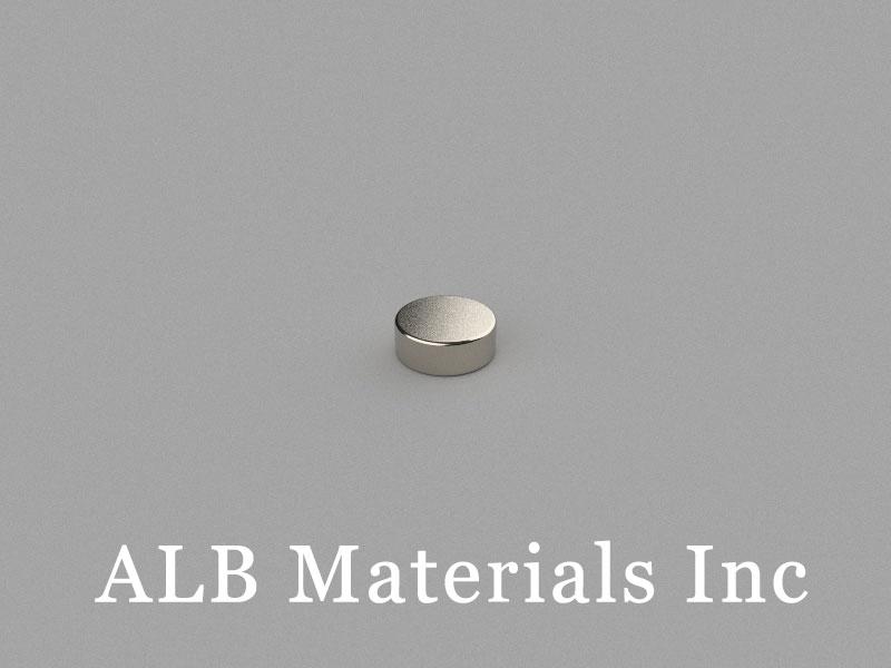 D4x1.5mm Neodymium Magnet, 4 x 1.5mm Disc Magnet