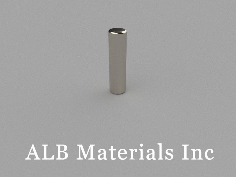 D4x15mm Neodymium Magnet, 4 x 15mm Cylinder Magnet