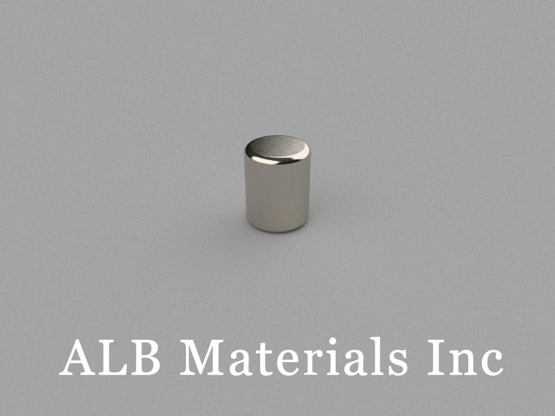 D4x5mm Neodymium Magnet, 4 x 5mm Cylinder Magnet