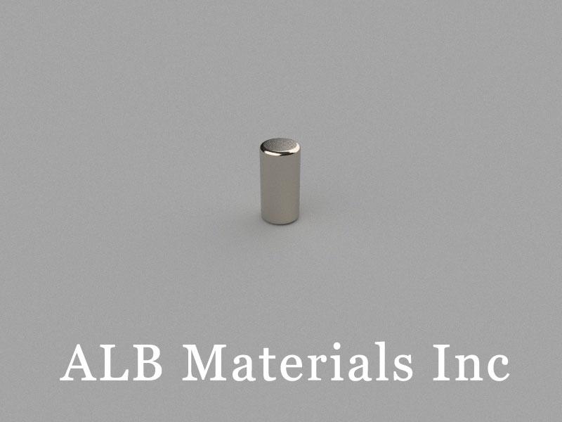 D4x8mm-N35 Neodymium Magnets