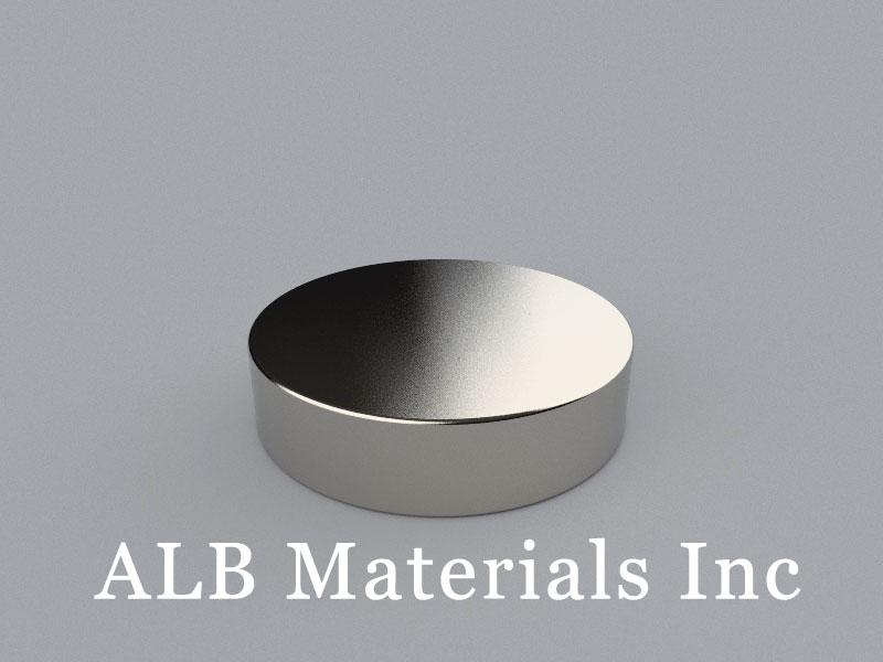 D-D50.8H12.7-N52 Neodymium Magnet, 50.8x12.7mm Disc Magnet