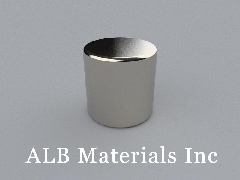 C-D50.8H50.8-N50 Neodymium Magnet, 50.8x50.8mm Cylinder Magnet