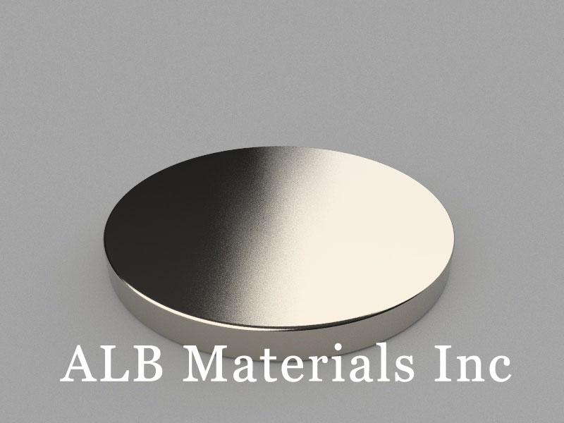 D50x5mm Neodymium Magnet, 50 x 5mm Disc Magnet