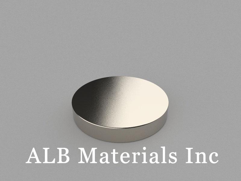 D60x10mm Neodymium Magnet, 60 x 10mm Disc Magnet