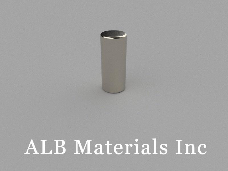 D6x14mm Neodymium Magnet, 6 x 14mm Cylinder Magnet