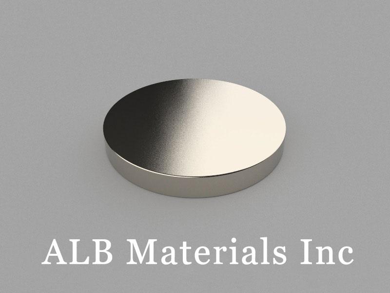 D80x10mm Neodymium Magnet, 80 x 10mm Disc Magnet