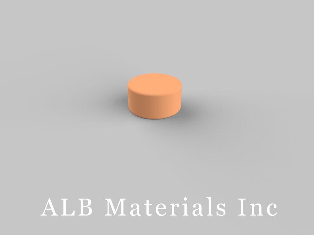 D84PC-PNK Plastic Coated Neodymium Magnets