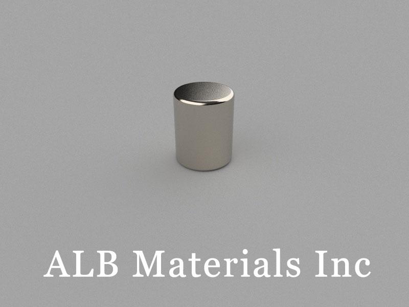 D8x10mm Neodymium Magnet, 8 x 10mm Cylinder Magnet