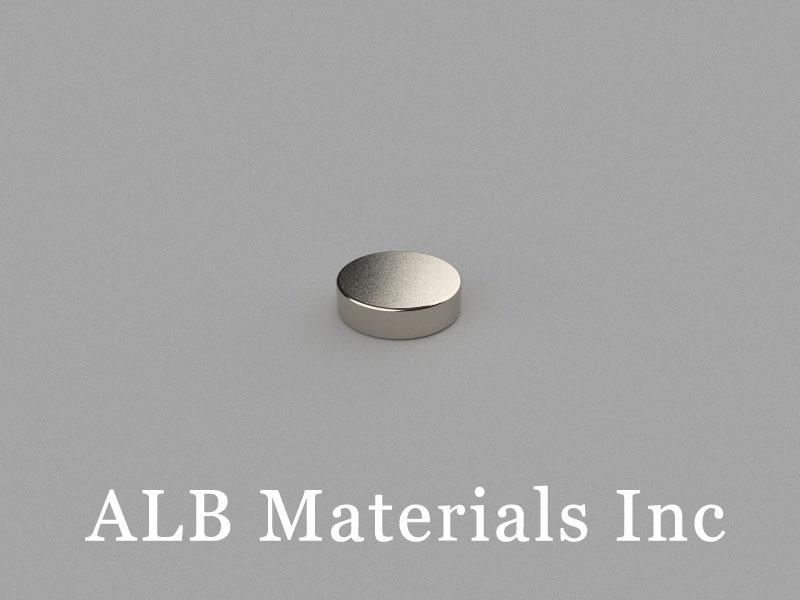 D9x2.5mm Neodymium Magnet, 9 x 2.5mm Disc Magnet