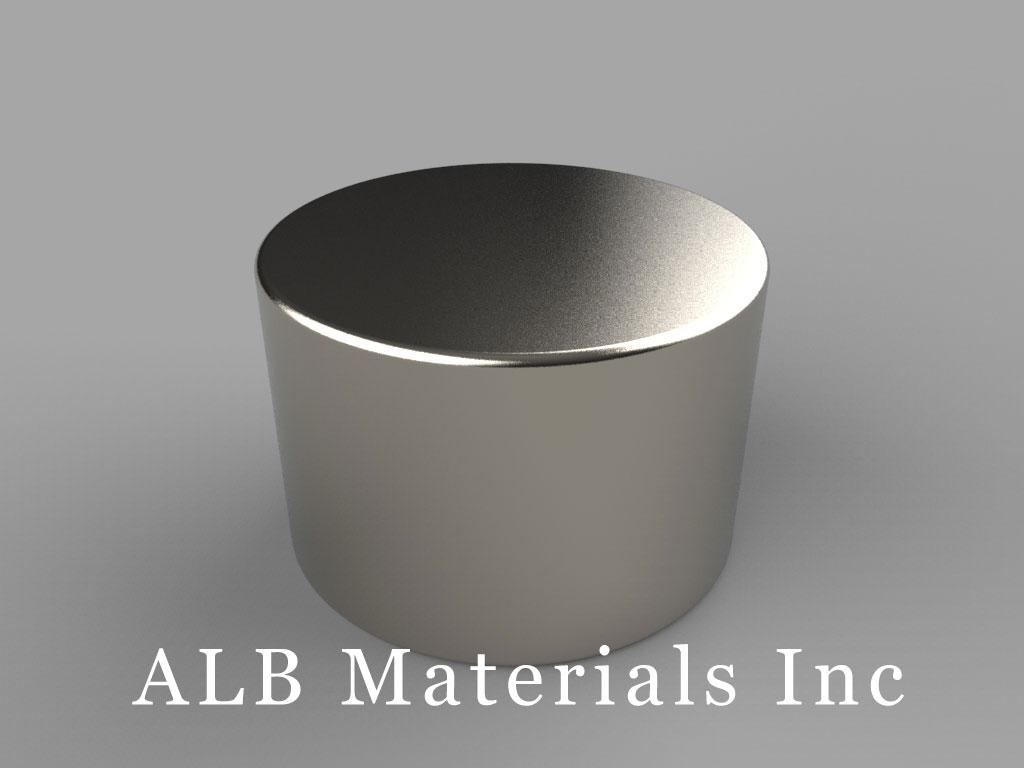 DFA Neodymium Magnets, 15/16 inch dia. x 5/8 inch thick