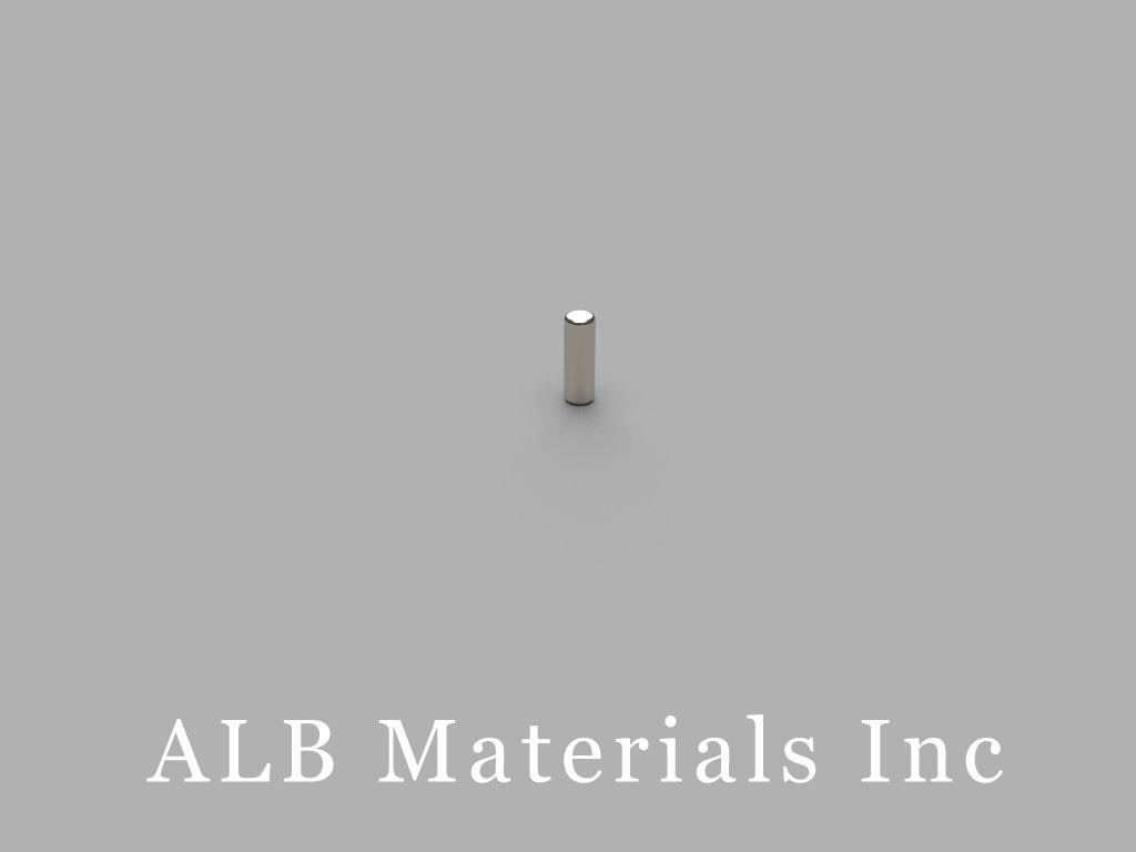DH13 Neodymium Magnets, 1/10 inch dia. x 3/16 inch thick