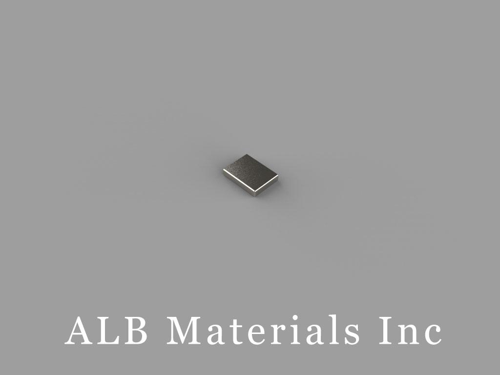 MM-B8x6x1.5-N35 Neodymium Magnets