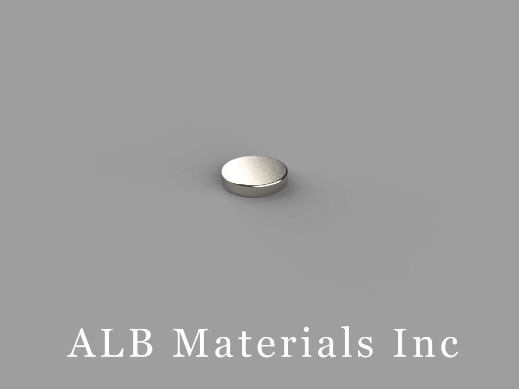 MM-D10x2-N35 Neodymium Magnets