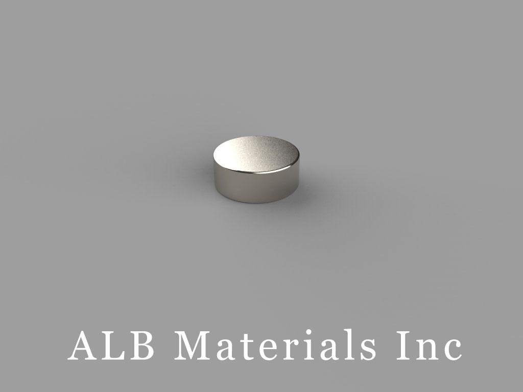 MM-D12.6x5-N35 Neodymium Magnets