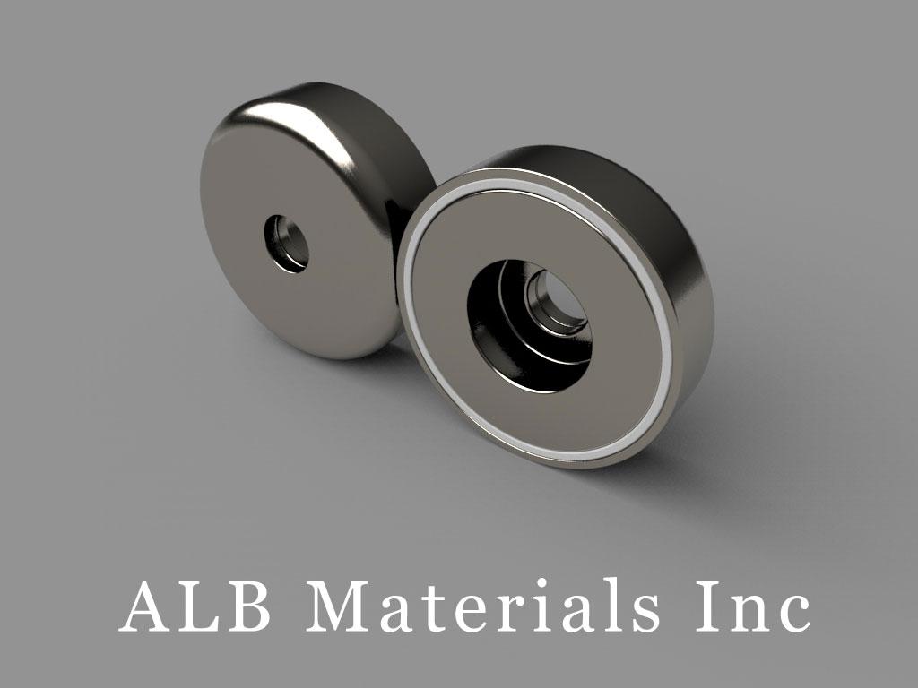 MMS-B-X0 Standard Mounting Magnets
