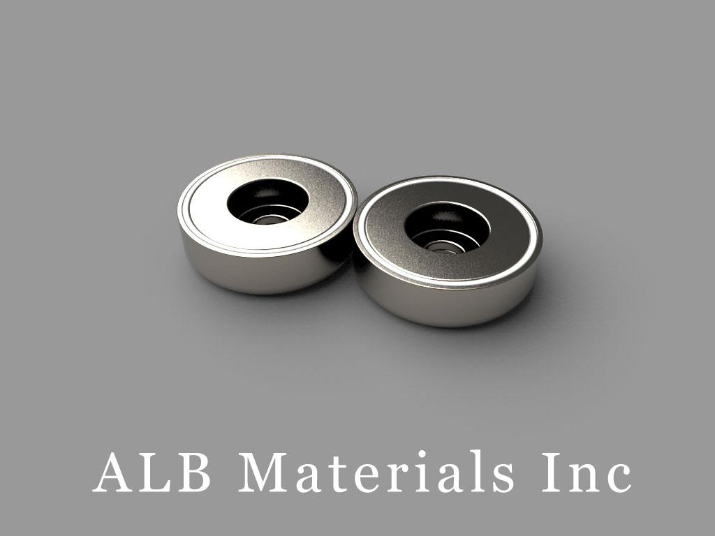 MMS-B-XC Standard Mounting Magnets