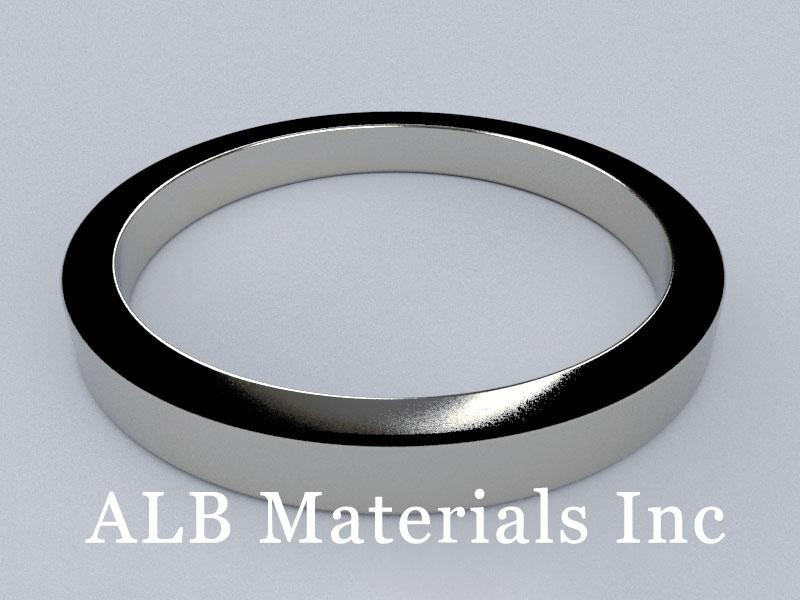 R-OD130H15ID110-N35 Neodymium Magnet, OD130xID110x15mm Ring Magnet