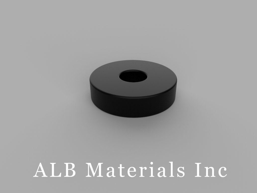 RX054TP-N52 Plastic Coated Neodymium Magnets