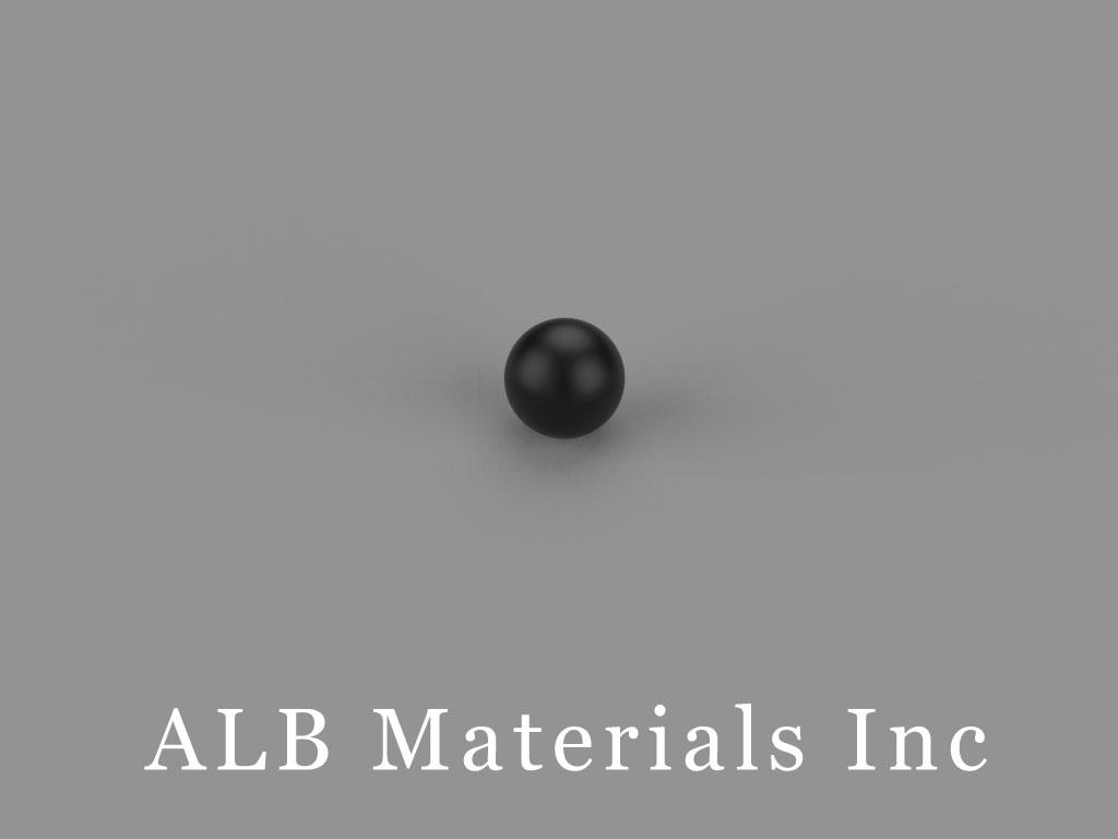 S4B Neodymium Magnets, 1/4