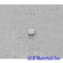 ALB-BN0379 Neodymium Block Magnet