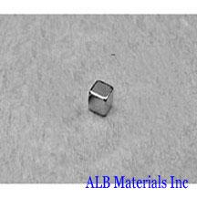 ALB-BN0380 Neodymium Block Magnet