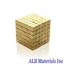 ALB-BN0381 Neodymium Block Magnet
