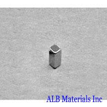 ALB-BN0382 Neodymium Block Magnet