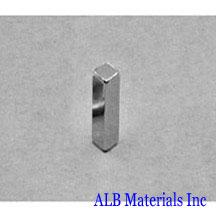ALB-BN0383 Neodymium Block Magnet