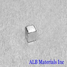 ALB-BN0387 Neodymium Block Magnet