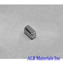 ALB-BN0390 Neodymium Block Magnet