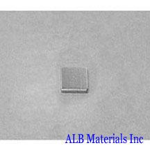ALB-BN0391 Neodymium Block Magnet
