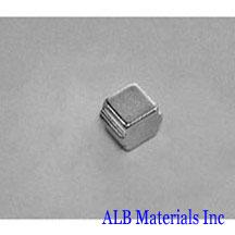 ALB-BN0396 Neodymium Block Magnet