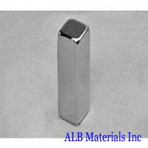 ALB-BN0402 Neodymium Block Magnet