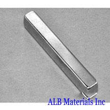 ALB-BN0403 Neodymium Block Magnet
