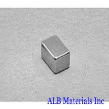 ALB-BN0413 Neodymium Block Magnet