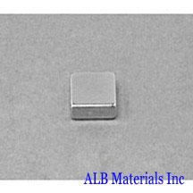 ALB-BN0415 Neodymium Block Magnet