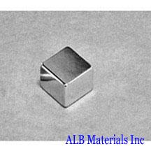 ALB-BN0417 Neodymium Block Magnet