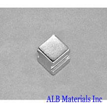 ALB-BN0418 Neodymium Block Magnet