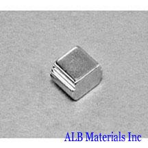 ALB-BN0419 Neodymium Block Magnet