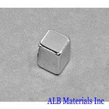 ALB-BN0422 Neodymium Block Magnet