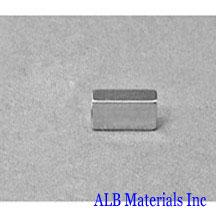 ALB-BN0426 Neodymium Block Magnet
