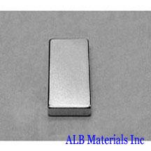 ALB-BN0428 Neodymium Block Magnet