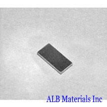 ALB-BN0429 Neodymium Block Magnet