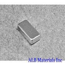 ALB-BN0431 Neodymium Block Magnet