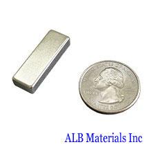 ALB-BN0432 Neodymium Block Magnet