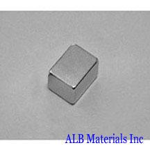 ALB-BN0441 Neodymium Block Magnet