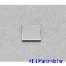 ALB-BN0443 Neodymium Block Magnet