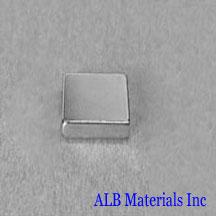 ALB-BN0446 Neodymium Block Magnet