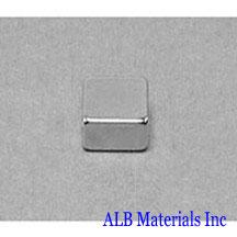 ALB-BN0447 Neodymium Block Magnet