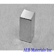ALB-BN0456 Neodymium Block Magnet